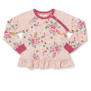 MATILDA JANE Girls Cold Outside Sweatshirt, Size 4